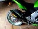 Kawasaki Z750 Akrapovic