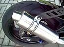 Kawasaki Z750 with Storm (MIVV) Soundcheck with DB-Killer