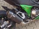 Kawasaki Z800 Auspuffanlage von SC-Project