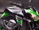 Kawasaki Z800 Modell die Design Story