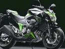 Kawasaki Z800 Modelljahr 2013