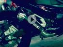 Kawasaki Z800 - SC-Project GP EVO Carbon matt Auspuffanlage