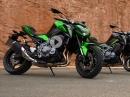 Kawasaki Z900 (2017) Vorstellung, Daten, Fakten - Refined Raw