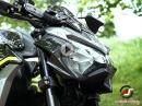 Kawasaki Z900 (2020) - Landstraßentest von Asphalt Süchtig