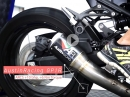 Dyno: Kawasaki Z900, Austin Racing GP1R DE-Cat Exhaust - Leistungsdiagramm