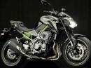 Kawasaki Z900 MY17 - offizielles Video - legendärer Name
