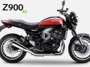 Kawasaki Z900RS MJ18 - Eine Legende der 70er wiederbelebt