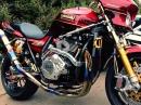 Kawasaki ZRX1200 DAEG Custom Machine - BikePorn
