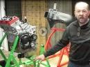 Kawasaki ZX-10R 2016 Motorständer | Leonhardt PS-Treff