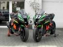 Kawasaki ZX10R 2016 Racing Bikeporn Trackbikes | Leonhardt #001 + Kundenfahrzeug | PS-Treff