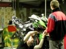Kawasaki ZX-10R 2016 Rebuild: Rennbetrieb zurück auf Straßenbetrieb PS-Treff