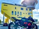 Kawasaki ZX 10R 2016 Sachsenring Test onboard | PS-Treff | Leonhardt