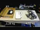 Kawasaki ZX 10R 2019, Vergleich Std.Elektronik vs Kit-Elektronik von PS-Treff Leonhardt