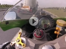 Kawasaki ZX-10R - Autobahnbolzen > 250km/h Speedjunkies