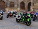 Kawasaki ZX-10R vs BMW, Aprilia, Ducati, Yamaha via MCN