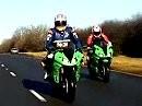 Kawasaki ZX-6R 2009 vs 2008 - MCN Roadtest