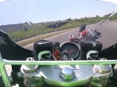 Kawasaki ZX-7R Crash / Autodrom Most