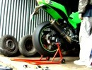 Kawasaki ZX10R 2006 Galassetti mit/ohne Killer
