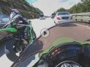 Speedbuben - Kawasaki ZX10R schmerzfrei angedrückt