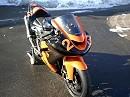 Kawasaki Zx10R Racingaufnahmen und Verkauf