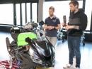 Kawasaki ZX10R Superstock, Endurance Umbau von Bolliger Switzerland - MotoTech