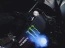 Kawasaki ZX6R spuckt Feuer - Auspuff von Graves Motorsport