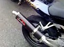Kawasaki ZX6R with Jardine can