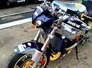 Kawasaki ZXR750 RedBull Streetfighter