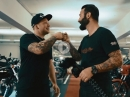 Kawaskai Workout  mit Chris Rid und Jens Kuck