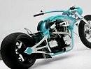 Choppers by Doug Keim - Bikeodelic - Great - Basis: Kawasaki VN2000