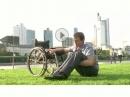 KEIN Rückenprotektor!  Der querschnittsgelähmte Felix Bernhard berichtet von seinem schweren Motorradunfall