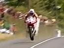 Kells Road Race - The Art of Flight - egal wie dünn die Luft ist - stehen lassen!