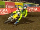 Ken Roczen Auftaktsieg Anaheim Monster Energy AMA Supercross 2015