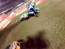 Ken Roczen - Monster Energy Supercross Anaheim 2 2014 onboard