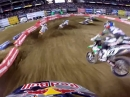 Ken Roczen onboard Monster Energy Supercross 2014 San Diego