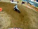 Ken Roczen onboard-Runde - Anaheim Supercross 2011 mit GoPro HD