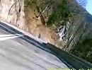 Kesselberg - gechillt einmal den Berg hoch - Aprilia RSV