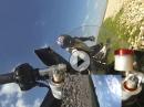 Shit happens: Kiesbetting Aprilia Crash - eigentlich war er durch, fast