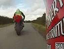 Killalane Road Races 2011 onboard (1 Runde) Gary Miller - Extrem Gaskrank