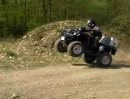 King Quad in Action
