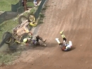 Kivioli (Estland) FIM Sidecar Motocross WM 2017 - Highlights