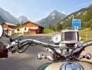 Klausen Pass (Schweiz) von Linthal aus