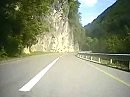 Klecarski Vrh - Slowenien Kurven für engagierte Mopedisti