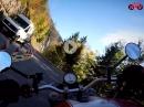 Kleine Herbsttour Kesselberg mit Ducati Monster