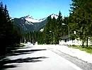 Fahrt von Garmisch-Partenkirchen zum Plansee (Reutte, Tirol)