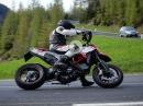 Ducati Hypermotard Klippitztörl - L-Twin Saga Against Winter Depression - Da geht einem das Herz auf!