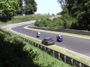 Knapp am Crash vorbei: Auto vs. Motorrad Nürburgring Nordschleife