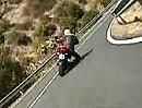 Knieschleifen auf Sardinien mit Mr. Duc
