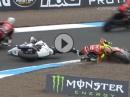 Knockhill British Superbike R04/16 (MCE BSB) Race1 Highlights