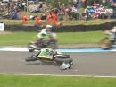 Knockhill British Superbike R5/15 (MCE BSB) Race1 Highlights